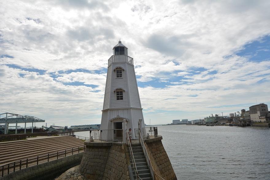 旧堺灯台 (1)