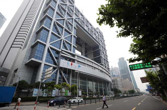 20150711上海証券取引所