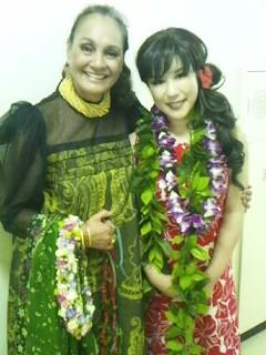 kanoe_kazimero&anella@malulani hula