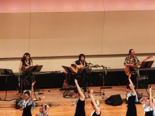 Hawaiian singer anella