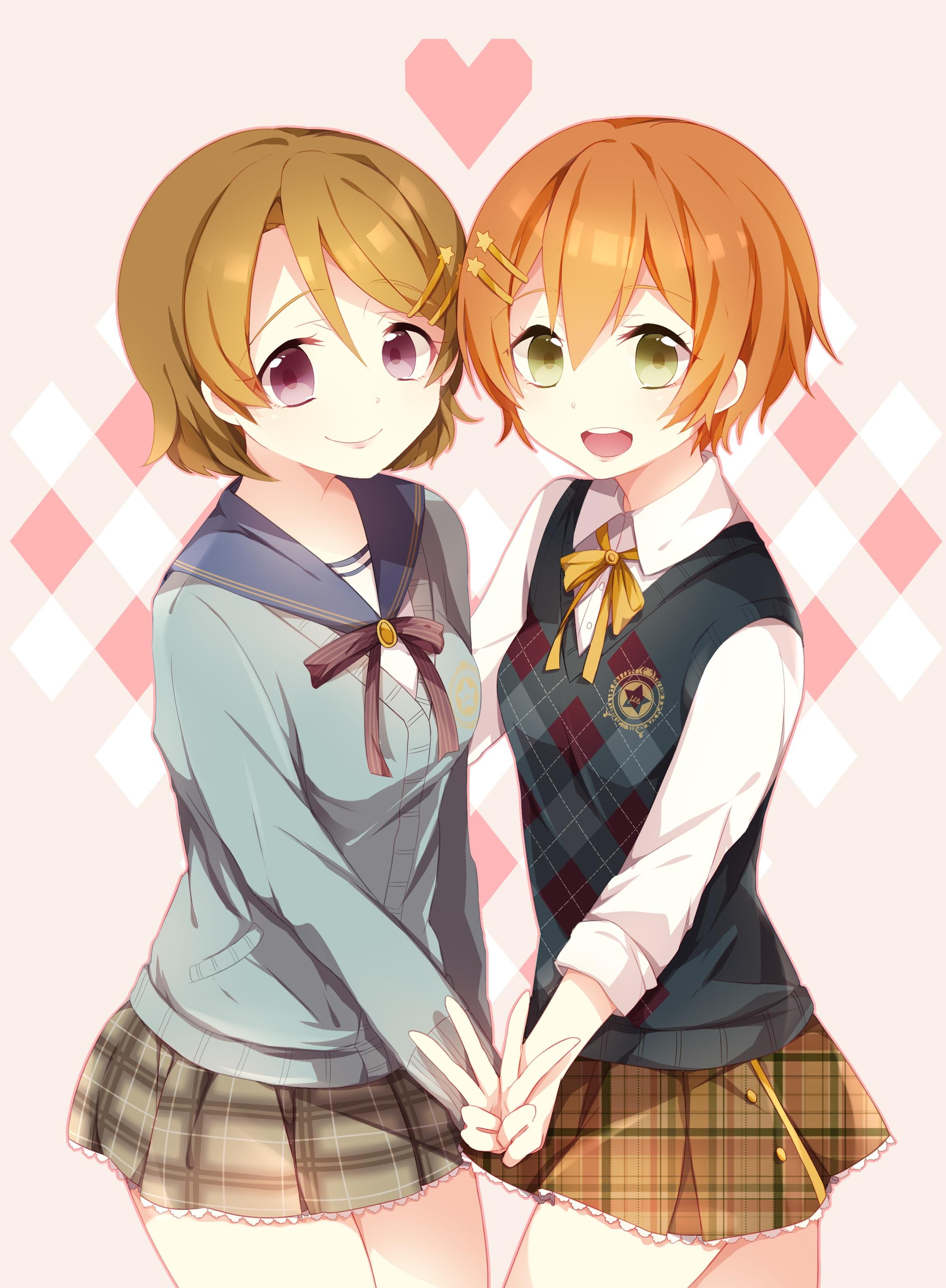 ラブライブ! 小泉花陽 星空凛 / LoveLive! Koizumi Hanayo Hoshizora Rin #3160