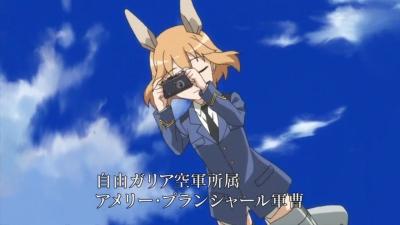 Strike Witches Operation Victory Arrow - 03 OVA 01