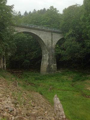 音更川橋梁