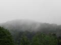 晩方には又霧が