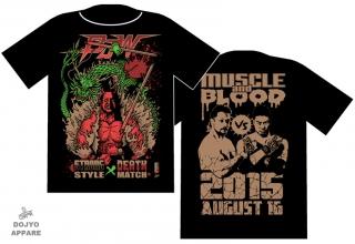 大日本プロレス Tシャツ
