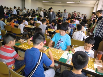 第4回荒川区こども将棋大会8-2