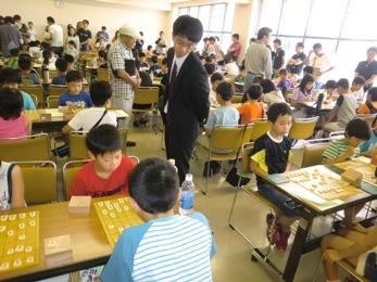 第4回荒川区こども将棋大会11-2