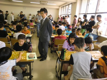 第4回荒川区こども将棋大会9-2