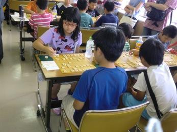 第4回荒川区こども将棋大会14-2
