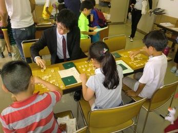 第4回荒川区こども将棋大会B19-2