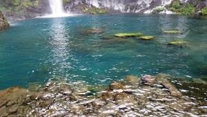 白糸の滝と 山縣有斗3