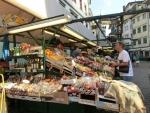 ボルツアーノの市場