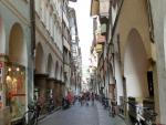 ボルツアーノの街