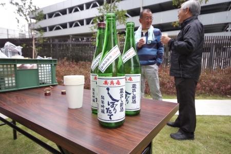 141108稲毛収穫祭