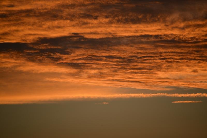 夕焼雲-4