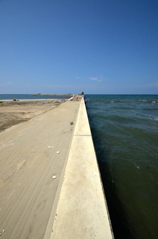 夏の浜辺-5