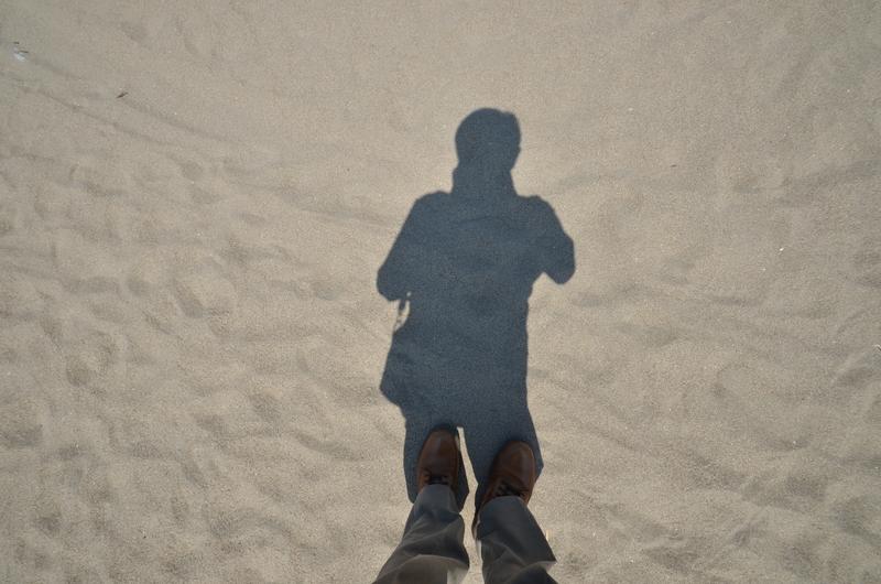 浜辺のスナップ-3