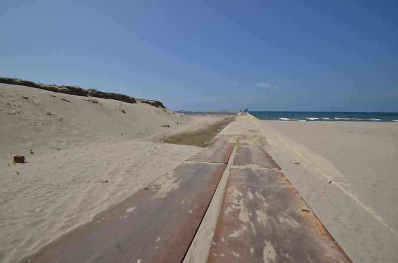 浜辺のスナップ-4