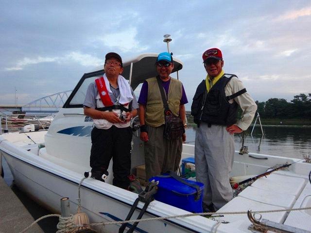 大野沖タコ釣り (2)
