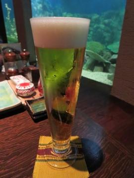 ドラフトビール 700円(税サ10別)
