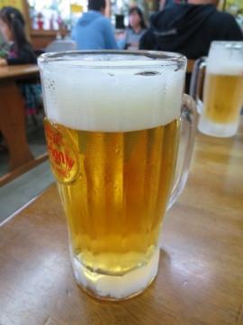 オリオン生ビール 500円