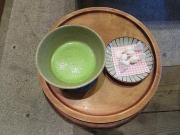 いちご和三盆をセットで+100円(税込)