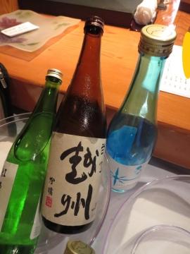 弐乃越州 吟醸