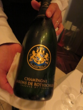 シャンパンのボトルはこちら