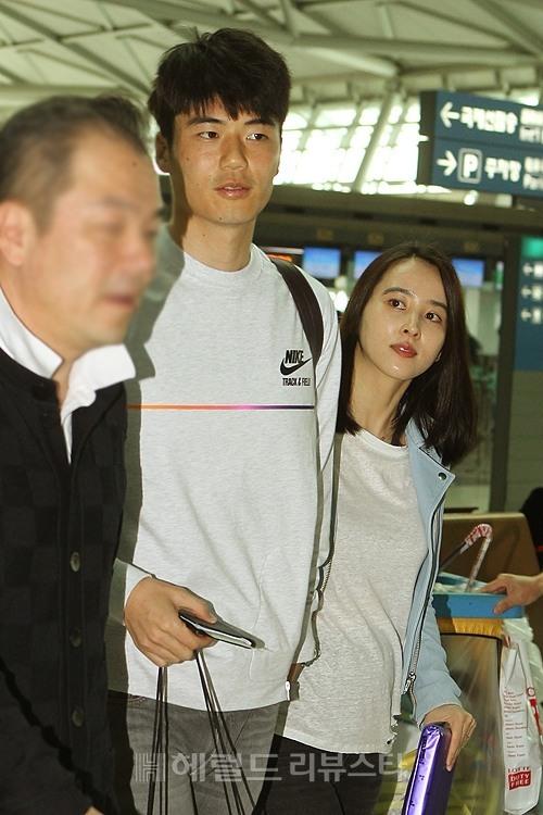 キ・ソンヨン ハン・ヘジン