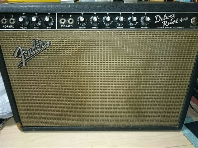 deluxe reverb 1966