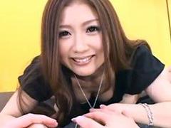 大槻ひびき:寝起きの彼氏にデートをせがむ美女が濃厚バキュームフェラで目覚まし!