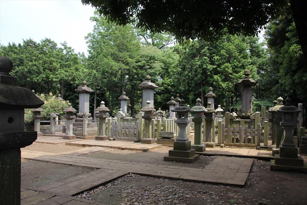 井伊直弼の墓_3