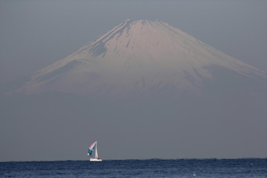 最後に以前に行った時に見えた富士山の様子_1