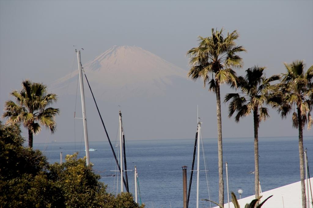最後に以前に行った時に見えた富士山の様子_2