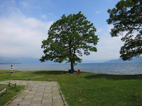 洞爺湖 曙公園キャンプ場