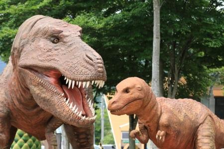 恐竜。_10