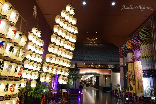 084-秋田竿燈-仙台七夕祭り