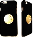 Moon Unique iPhone 6 Case black gold (2)11