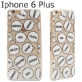 IPHONE 6 PLUS SPEECH BUBBLE CASE111