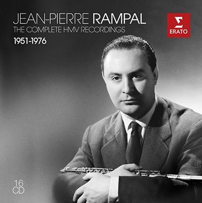 ジャン ピエール・ランパルEMI録音全集(1951-1976)