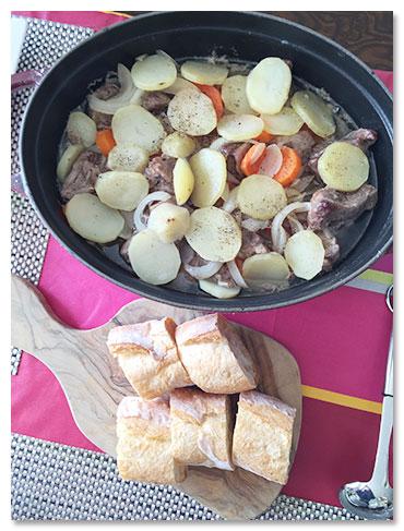 アルザスのお料理