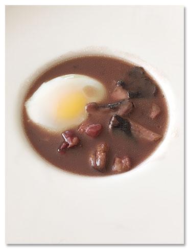 ブルゴーニュのお料理