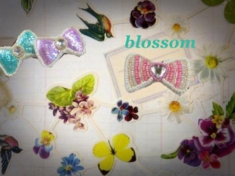 blossom note+ アクセサリー/ビーズ刺繍/ハンドメイド-未設定