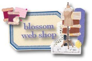 $blossom note アクセサリー/ビーズ刺繍/ハンドメイド
