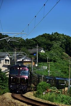 ななつ星撮影201508(010)