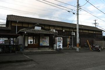 伊予鉄・松前駅(2)