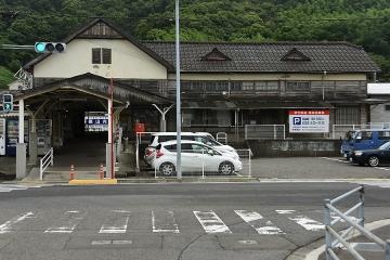 伊予鉄・高浜駅(1)