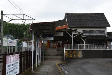 伊予鉄・高浜駅(2)