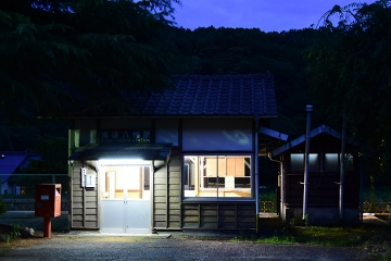 備後八幡駅(2)