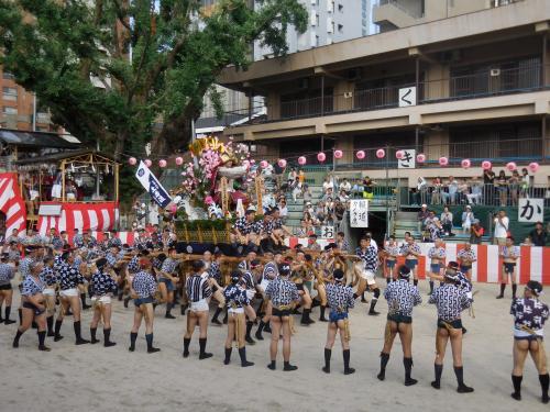 櫛田入り2